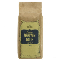 Suma Organic Brown Rice Flour 500g